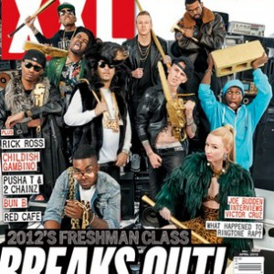 Hopsin, Roscoe Dash, Machine Gun Kelly, Future & Danny Brown - 2012 XXL Freshman Cypher