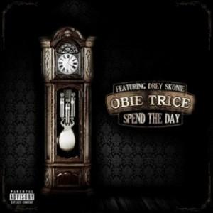 Obie Trice f. Drey Skonie - Spend The Day