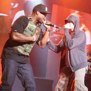 "Eminem f. 50 Cent - ""Till I Collapse Remix [SXSW Performance]"""