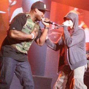 """50 Cent f. Eminem - """"Patiently Waiting [Shady 2.0 Performance]"""""""