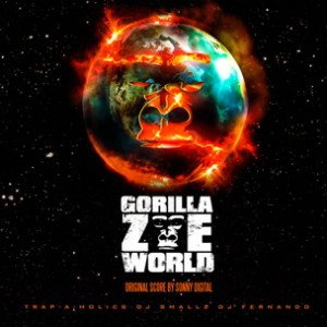 Gorilla Zoe f. B.o.B. - Man On The Moon