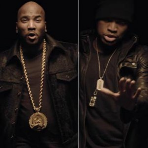 "Young Jeezy f. Ne-Yo - ""Leave You Alone"""
