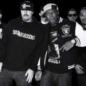 "DJ Muggs f. Dizzee Rascal & Bambu - ""Snap Ya Neck Back"""