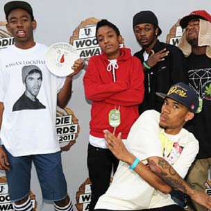 Earl Sweatshirt Performs For First Time With Odd Future In New York City