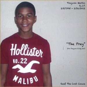 Reef The Lost Cauze - The Prey (For Trayvon & My Son)