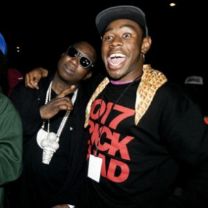 Tyler, The Creator Thrown Off Stage During Gucci Mane Performance