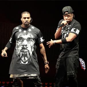 "Jay-Z & Kanye West Release Ninth VOYR Episode, ""The Band"""