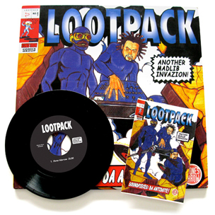 "Stones Throw Records To Reissue Lootpack's ""Soundpieces: Da Antidote"""