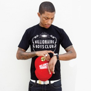 Pharrell Williams Explains His Recent Inspiration