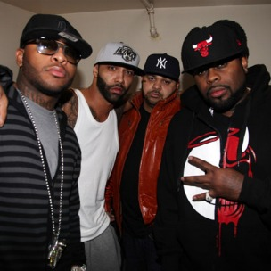 Slaughterhouse Details Their Shady Records Debut, Eminem's Influence