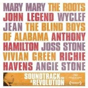 Various Artists (John Legend, The Roots, Wyclef, etc.) - Soundtrack For a Revolution