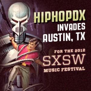 SXSW & HipHopDX Twitter Giveaway #DXSW