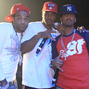 "Dipset Performs ""Dipset Anthem,"" ""Salute"" & More At Paid Dues 2012"
