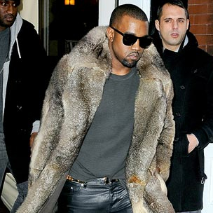 "PETA Lambasts Kanye West Over ""Theraflu,"" Calls Him ""A Caveman"""