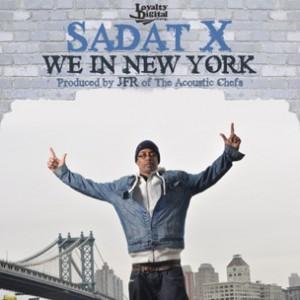 Sadat X - We In New York