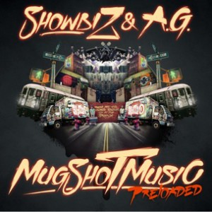 Showbiz & A.G. - Walk With Me
