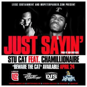 Stu Cat f. Chamillionaire - Just Sayin'