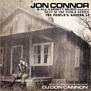 Jon Connor - The People's Rapper LP (Mixtape Review)