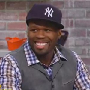 50 Cent - Rachael Ray Interview