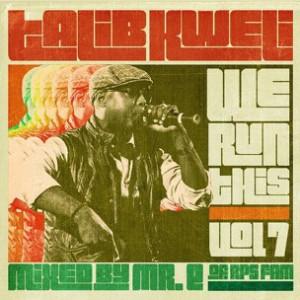 Talib Kweli f. Ace Hood - Let Em In