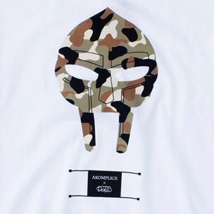 MF DOOM And Akomplice Clothing Release T-Shirt Line