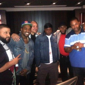Jadakiss Hints At Song With Kanye West, Busta Rhymes, Others