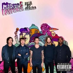 Maroon 5 f. Wiz Khalifa - Payphone
