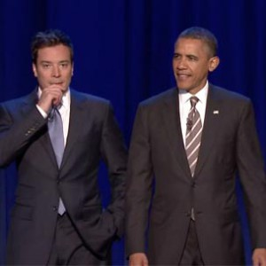 President Obama, The Roots & Jimmy Fallon - Slow Jam The News