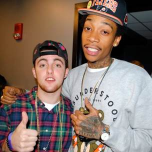 "Wiz Khalifa & Mac Miller Announce ""Under The Influence"" Tour"