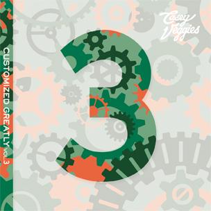 "Casey Veggies ""Customized Greatly Vol. 3"" Cover Art, Tracklist"
