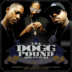 "Tha Dogg Pound ""DPGC'OLOGY"" Tracklist, Cover Art"