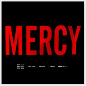 "Kanye West Releases G.O.O.D. Music's ""Mercy"" Track"