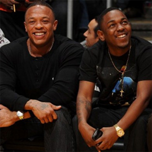 "Kendrick Lamar & Dr. Dre Discuss ""The Recipe,"" Reveal Scrapped Song Title"