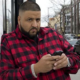 "DJ Khaled & Just Blaze Hit The Studio For ""Kiss The Ring"""
