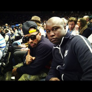 Mobb Deep Appear Together Attending A New York Knicks Game