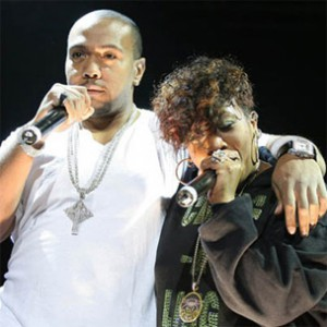 Timbaland Says Missy Elliott's Album Is Finished, Hopes To Record Full-Length LP With Jay-Z