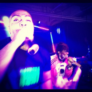 Timbaland & Missy Elliott Debut New Song In New York City, New York