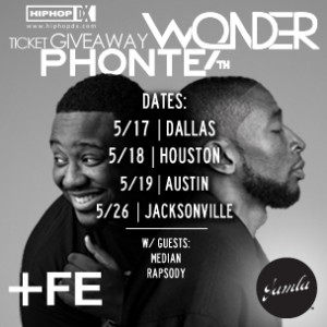 Phonte & 9th Wonder Concert Ticket Giveaway