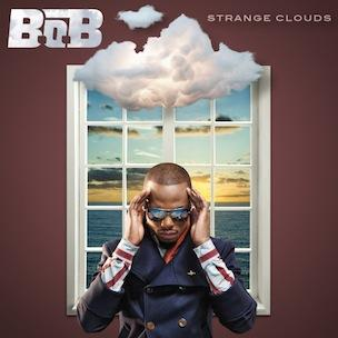 "B.o.B ""Strange Clouds"" First Week Sales"