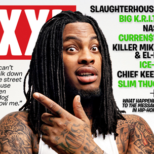 "Waka Flocka Flame Covers XXL Magazine, Calls Brick Squad ""The New Wu-Tang"""