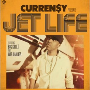 Curren$y f. Big K.R.I.T. & Wiz Khalifa - Jet Life