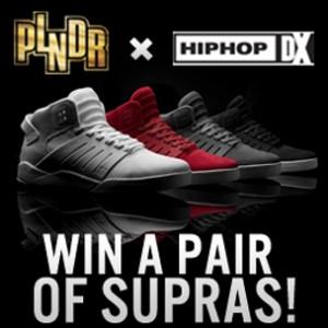 PLNDR.Com & HipHopDX Giveaway