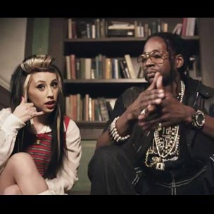 "2 Chainz & Kreayshawn - ""Murder"""