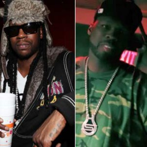 "2 Chainz f. 50 Cent - ""Riot [Remix]"""