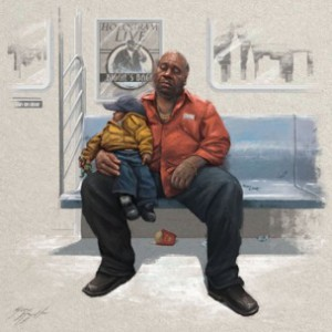 Childish Gambino f. Nipsey Hussle - Black Faces [Prod. Boi-1da]