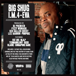 "Big Shug To Release History Of Gang Starr Booklet With New Album, ""I.M. 4-EVA"""