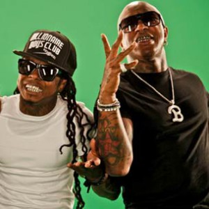 "Birdman f. Lil Wayne & Mack Maine - ""Dark Shades"""