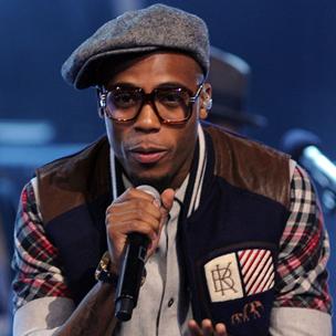 "B.o.B Performs ""So Good,"" ""Where Are You (B.o.B Vs. Bobby Ray)"" On ""Jimmy Kimmel Live!"""