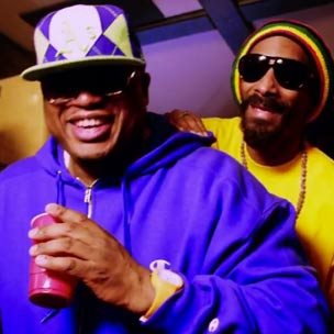 "E-40 f. Snoop Dogg, Kurupt, Daz & Kokane   - ""What You Smoking On"""