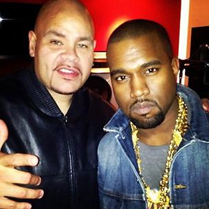 "Fat Joe Talks Recording ""Pride N Joy"" With Kanye West"